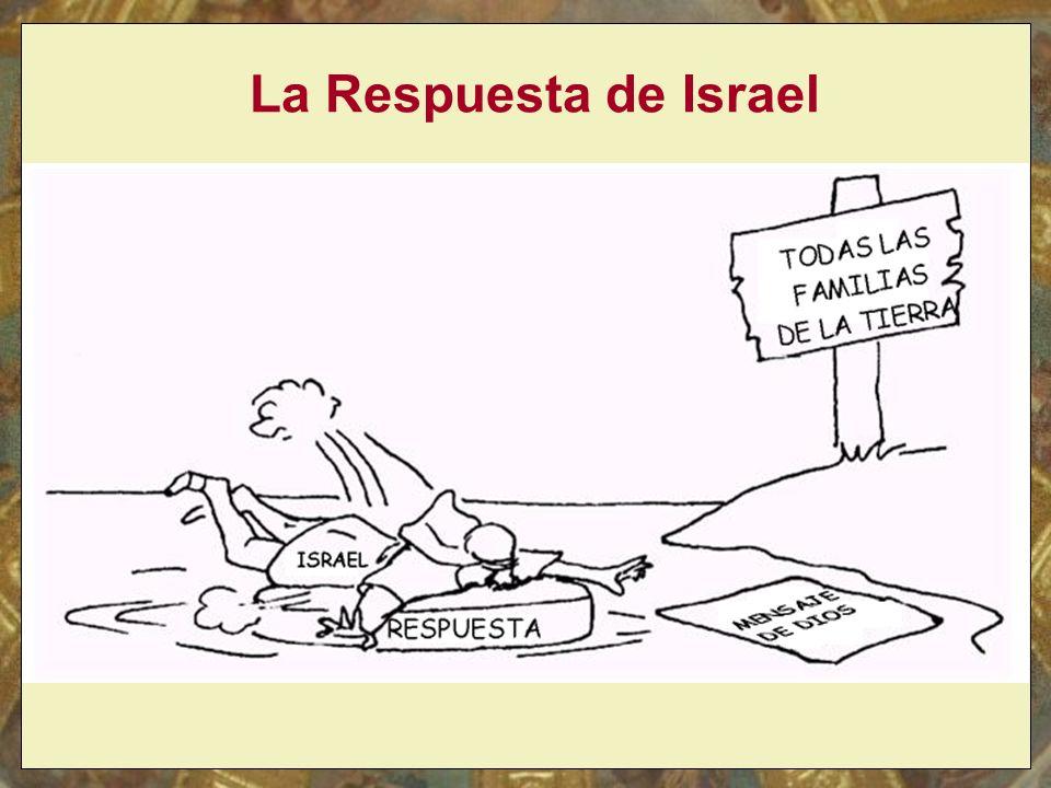 La Respuesta de Israel