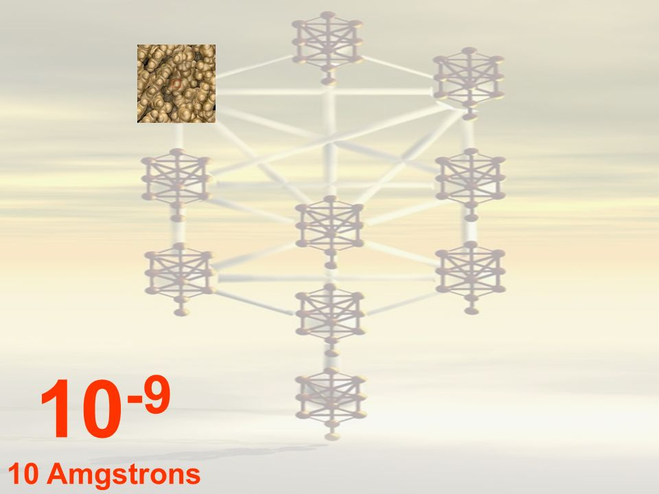 10 -8 100 Amgstrons