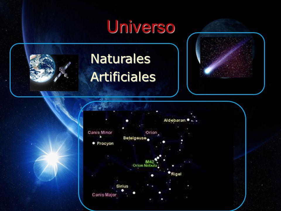 Universo NaturalesArtificiales