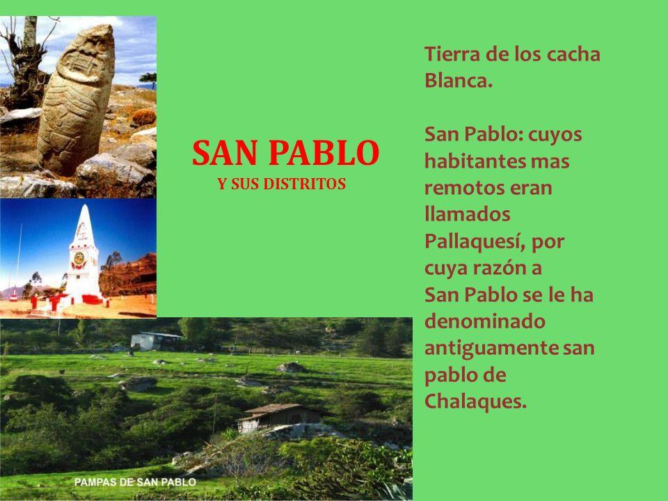 HUALGAYOC Y SUS DISTRITOS Hualgayoc es la más pequeña de las provincias de Cajamarca, su nombre en quechua Ulallgayug, Significa El que tiene collar,