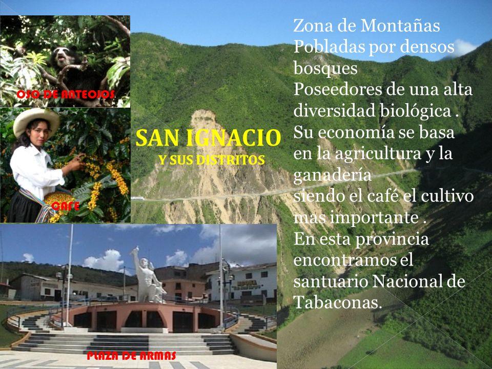 Cutervo Tierra del Ilucan y los Blancos arenales, se encuentra al pie del cerro Ilucan, en las cercanías de la ciudad se ubica la cordillera de Tarros