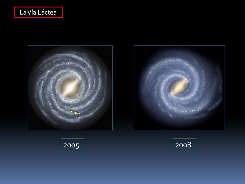 La Vía Láctea 20052008