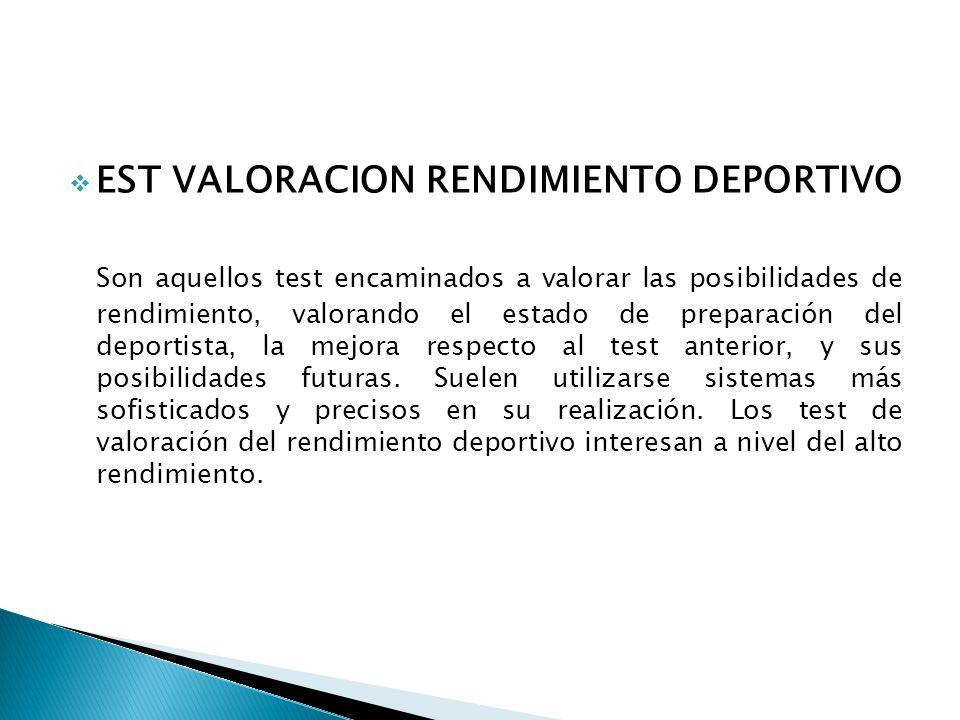 TEST DE RESISTENCIA TEST DE RESISTENCIA AEROBICA TEST DE RESISTENCIA ANAEROBICA TEST DE FUERZA TEST DE FUERZA GENERAL TEST FUERZA DE PIERNAS TEST FUERZA DE BRAZOS TEST DE FUERZA ABDOMINAL