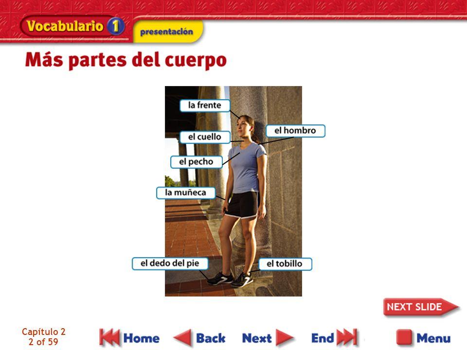 Capítulo 2 43 of 59 Están haciendo ejercicios aeróbicos en un gimnasio en Buenos Aires, Argentina.