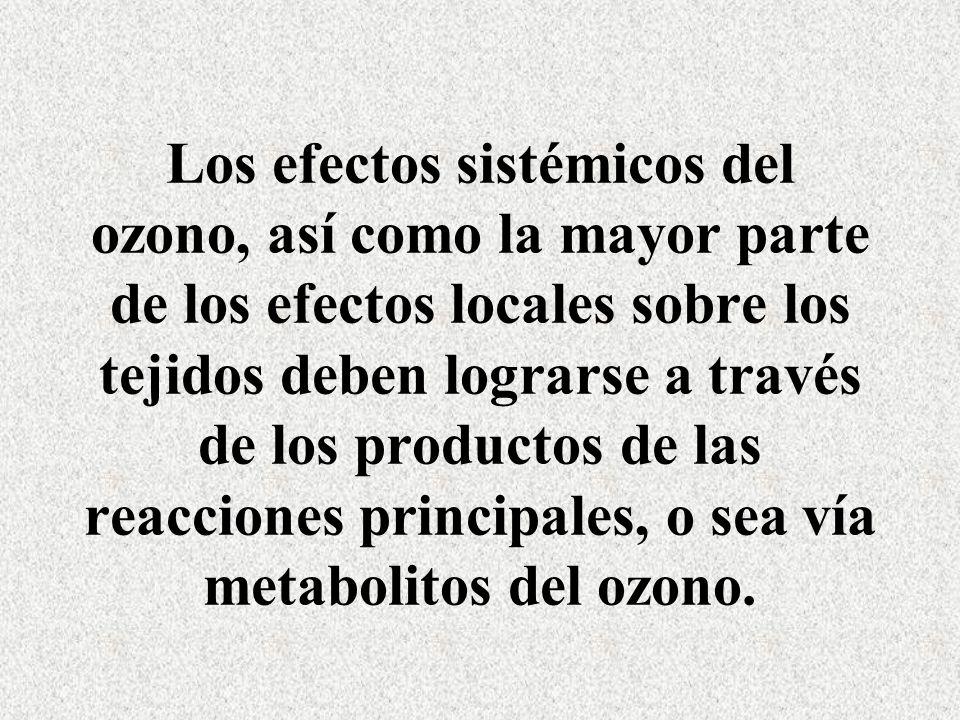 Mejora el metabolismo del O 2 a nivel de los glóbulos rojos por: Aumento del uso de la glucosa Separación de los ácidos grasos Activación de enzimas q