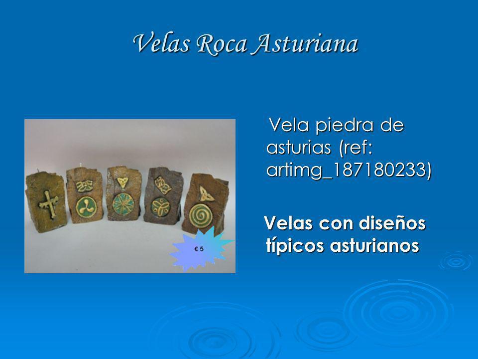 Velas Roca Asturiana Vela piedra de asturias (ref: artimg_187180233) Vela piedra de asturias (ref: artimg_187180233) Velas con diseños típicos asturia