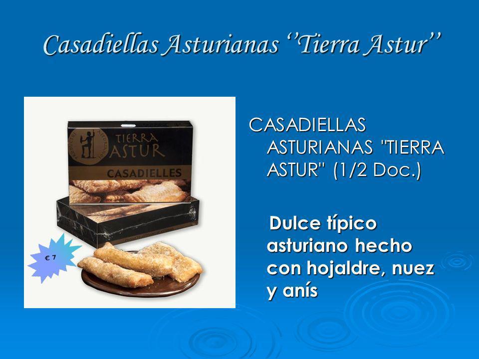 Casadiellas Asturianas Tierra Astur CASADIELLAS ASTURIANAS