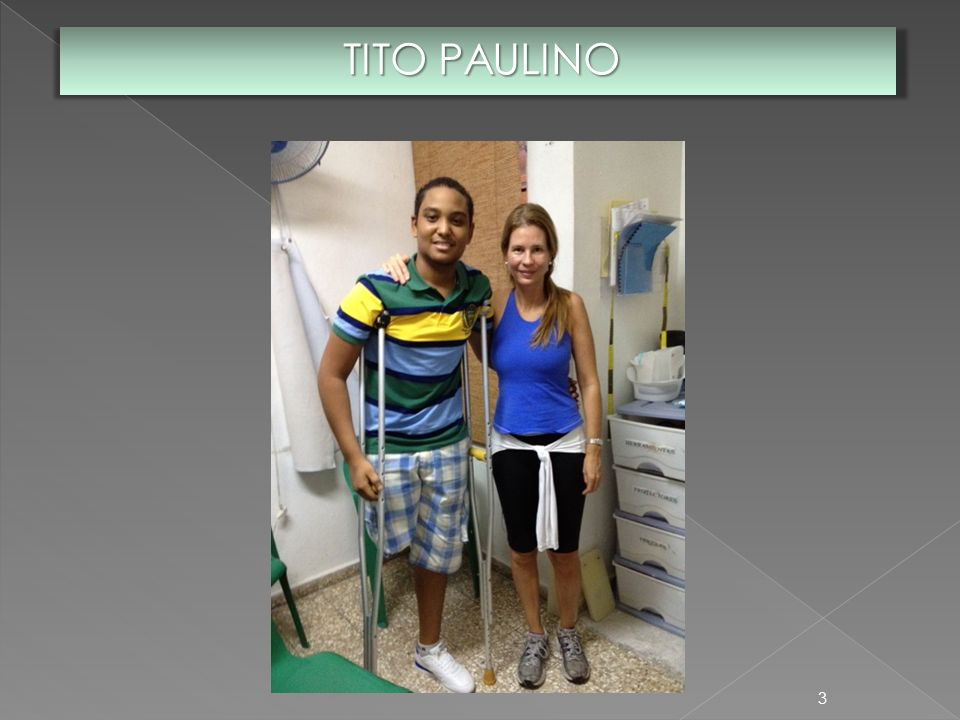 3 TITO PAULINO