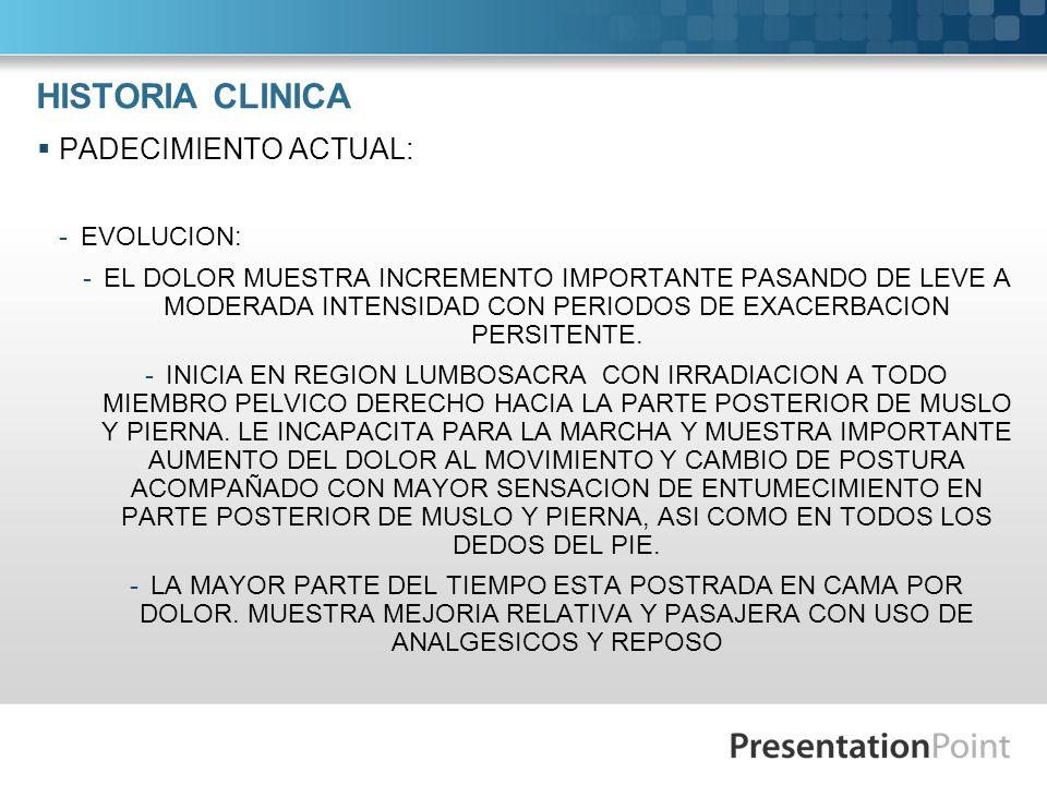 Ciática F.Lesión por inyección IM. G. Síndrome compartamental de la parte posterior del muslo.