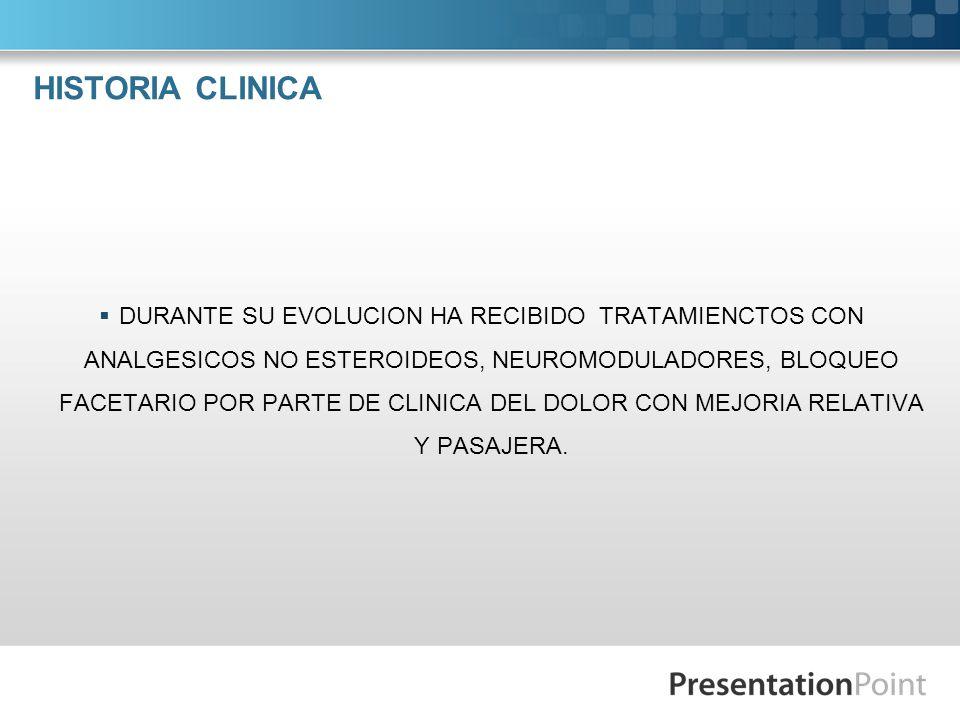 ETIOLOGÍA Trauma Iatrogenia Estenosis espinal Neoplasias Infecciones Delamarter RB, Sherman JE, Carr JB.