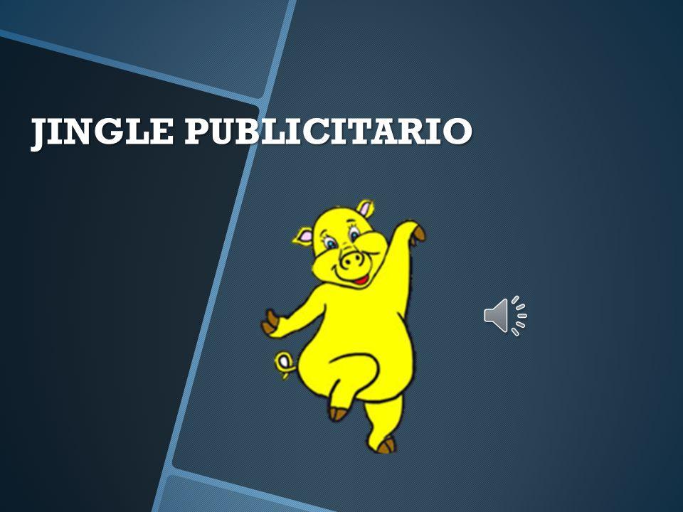 JINGLE PUBLICITARIO