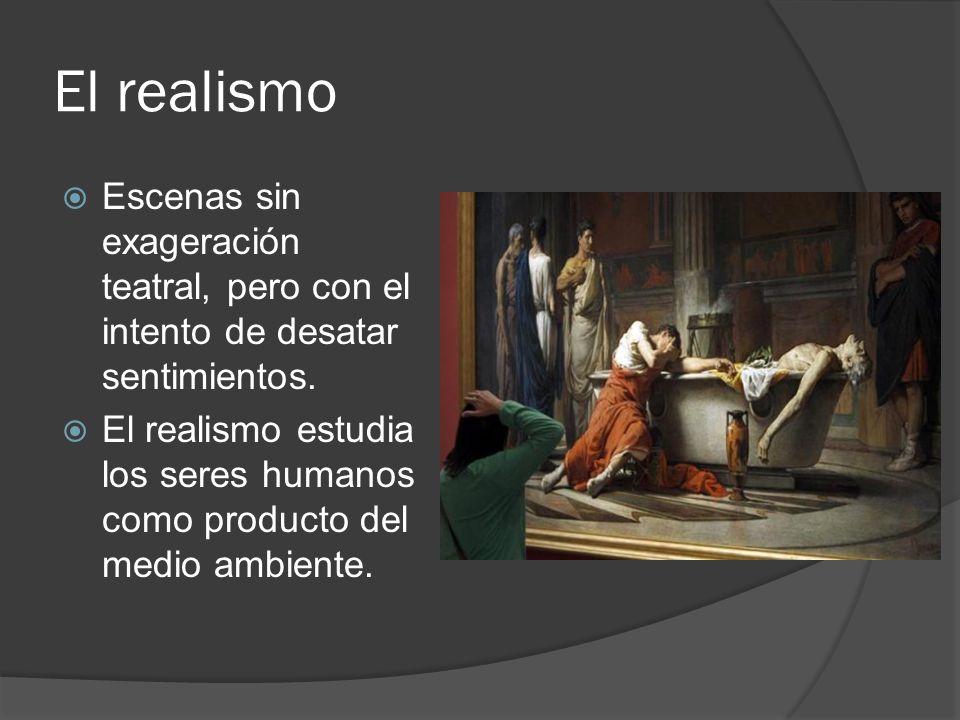 El naturalismo El naturalismo intensifica el objetivismo narrativo y pone mayor énfasis en los elementos sórdidos.