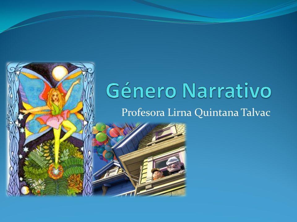Características del género Narrativo Pertenecen a él las obras literarias escritas en prosa.