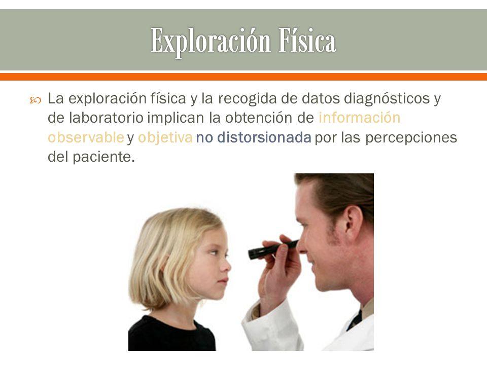 Mediante Patrones Funcionales de salud Céfalo caudal. Examinador debe estar del lado derecho.