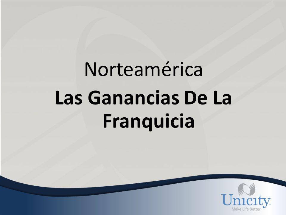 Norteamérica Las Ganancias De La Franquicia