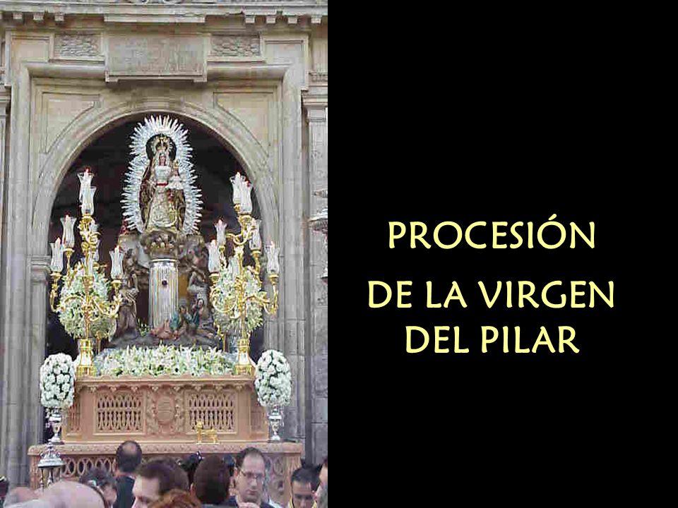 La Santísima Virgen del Pilar es la Patrona de la Hispanidad. Su templo es visitado por miles de personas diariamente.