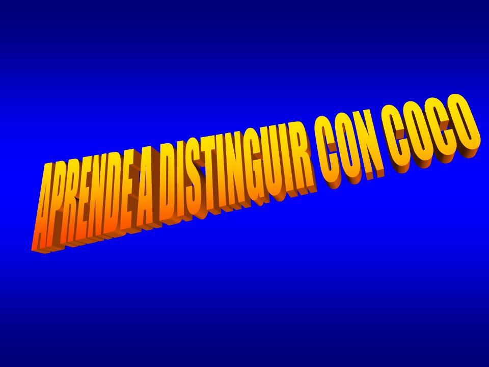 HOLA AMIGUITOS SOY COCO Y HOY OS VOY A ENSEÑAR A DISTINGUIR ENTRE LO JOVEN Y LO VIEJO