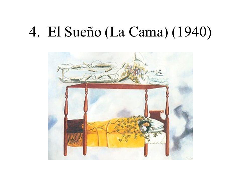 4. El Sueño (La Cama) (1940)