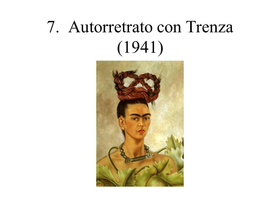 7. Autorretrato con Trenza (1941)