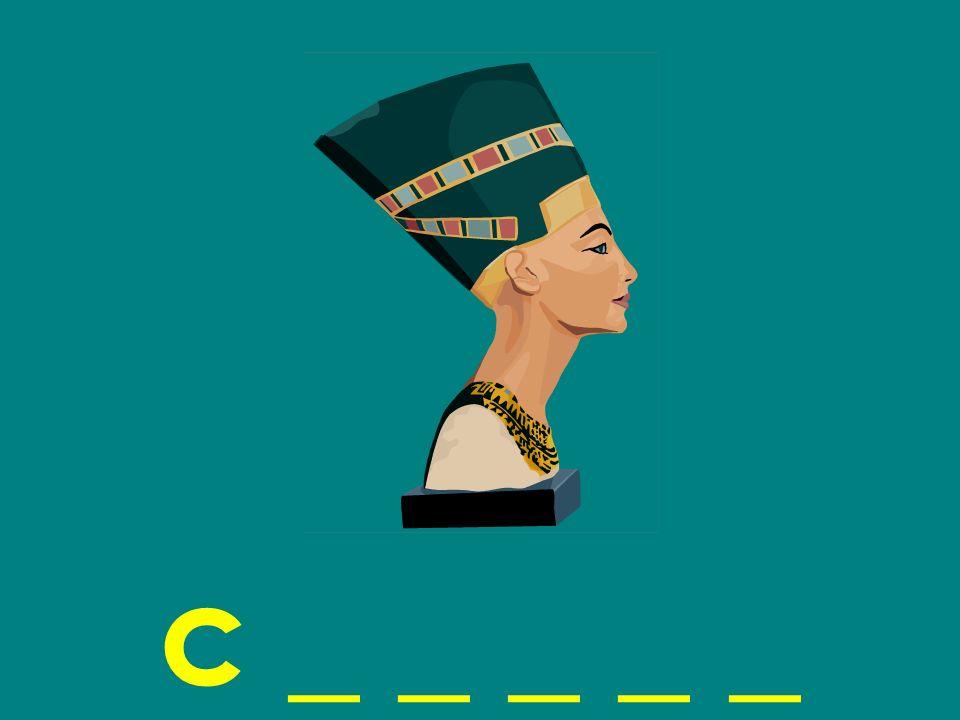 c _ _ _ _ _
