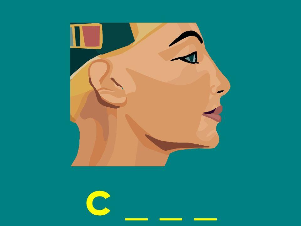 c _ _ _