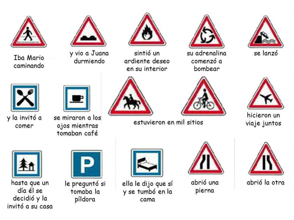 Respete las señales de tránsito (Que luego pasa lo que pasa…) Dirección General de Tránsito