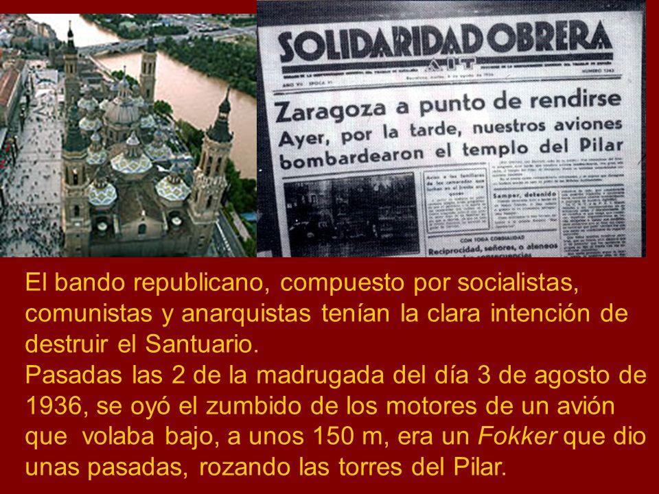 Otro caso, este más reciente, ocurrió durante la guerra civil española.
