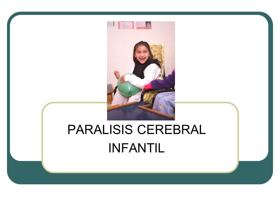 PARÁLISIS CEREBRAL INFANTIL ¿Qué es PCI? CAUSA CLASIFICACIÓN ALTERACIÓN COMUNICACIÓN