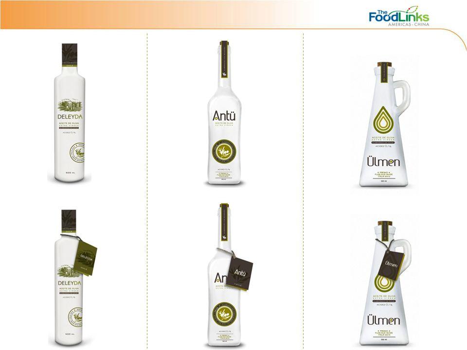 Olisol desarrollará dos líneas de aceite, una línea clásica y una línea premium, ambas de muy alta calidad, pero que deben posicionarse en diferentes rangos de precio