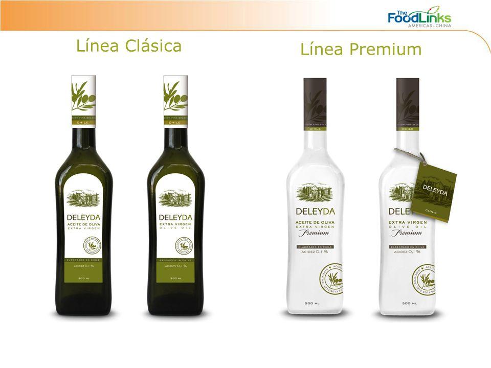 Línea Premium Línea Clásica