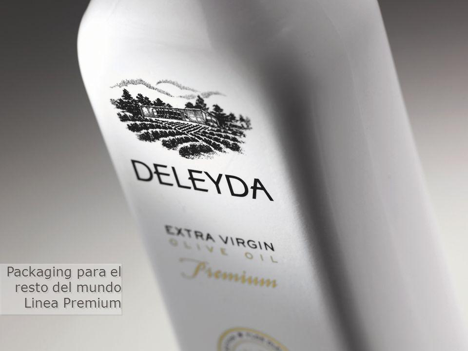 Packaging para el resto del mundo Linea Premium Packaging para el resto del mundo Linea Premium