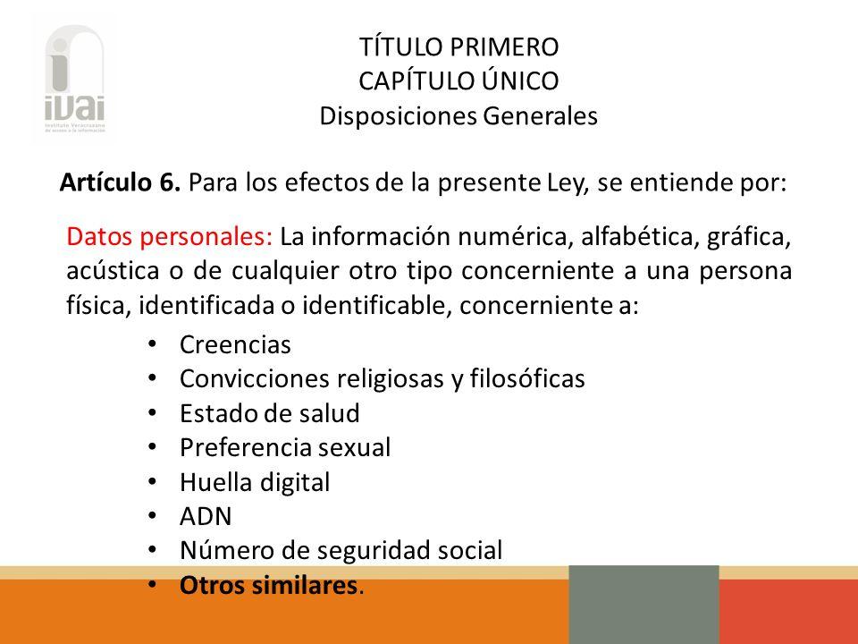 Se refiere al personal autorizado del ente público y a los requisitos o requerimientos para el manejo o tratamiento de los datos personales.