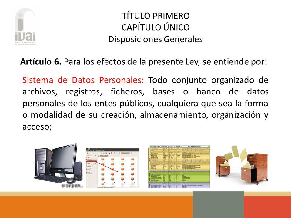 USUARIO: Aquel autorizado por el ente público para prestarle servicios para el tratamiento de datos personales (Ley 581; Art.