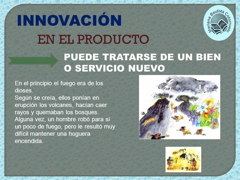 INNOVACIÓN EN MARKETING HACE REFERENCIA A LOS CAMBIOS EN: EL DISEÑO DEL PRODUCTO, SERVICIO.