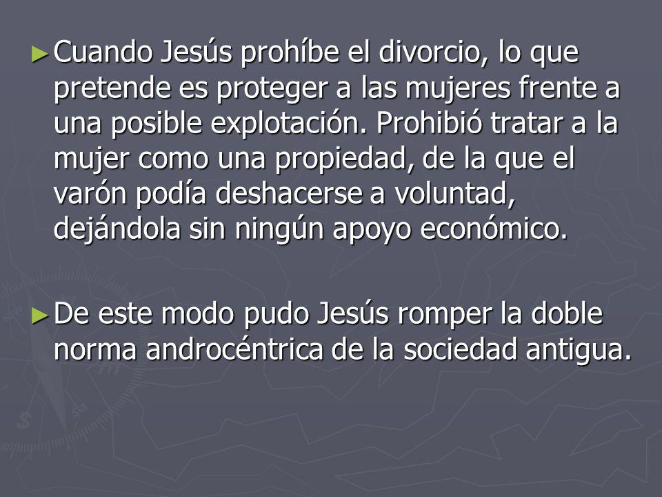 Resumiendo: Resumiendo: Jesús jamás despreció a nadie; ni a gentiles, ni a los niños, ni a las mujeres, ni a los enfermos, ni a los endemoniados, ni a los homosexuales, ni a los ladrones, ni los publicanos … a nadie.