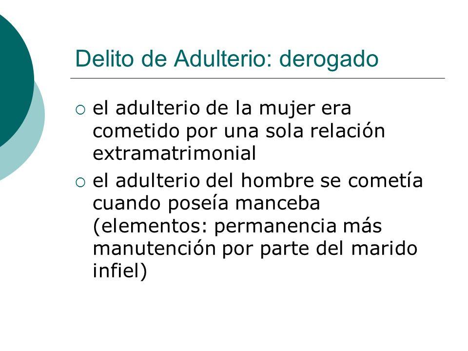 CAPITULO 2: (rúbrica derogada por la ley 25.087 (la anterior se denominaba violación y estupro) ABUSO SEXUAL.