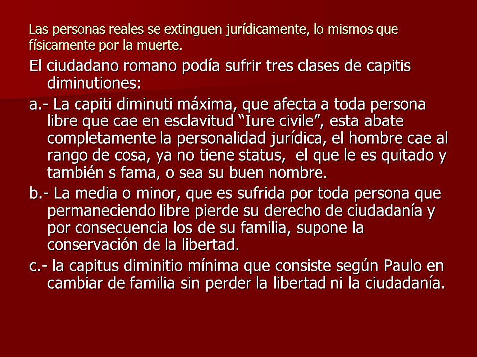 Justiniano regla la legitimación exigiendo tres condicionantes: a.- que en el día de la concepción no exista obstáculo legal para el matrimonio.