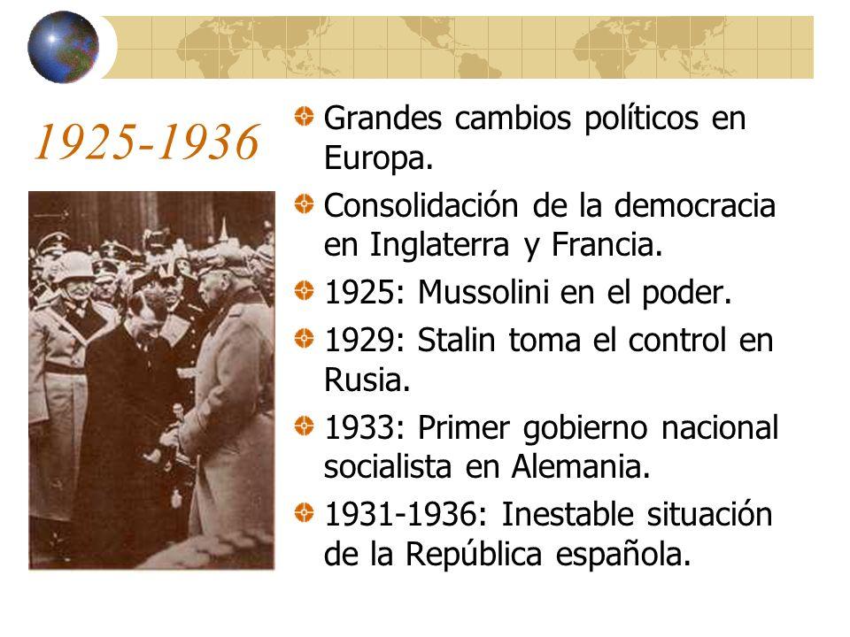 Guerra civil María Zambrano en 1936 Resultado de una larga división entre dos Españas (surgida tras la guerra de la Independencia) Gran dolor por su profundo amor a España.