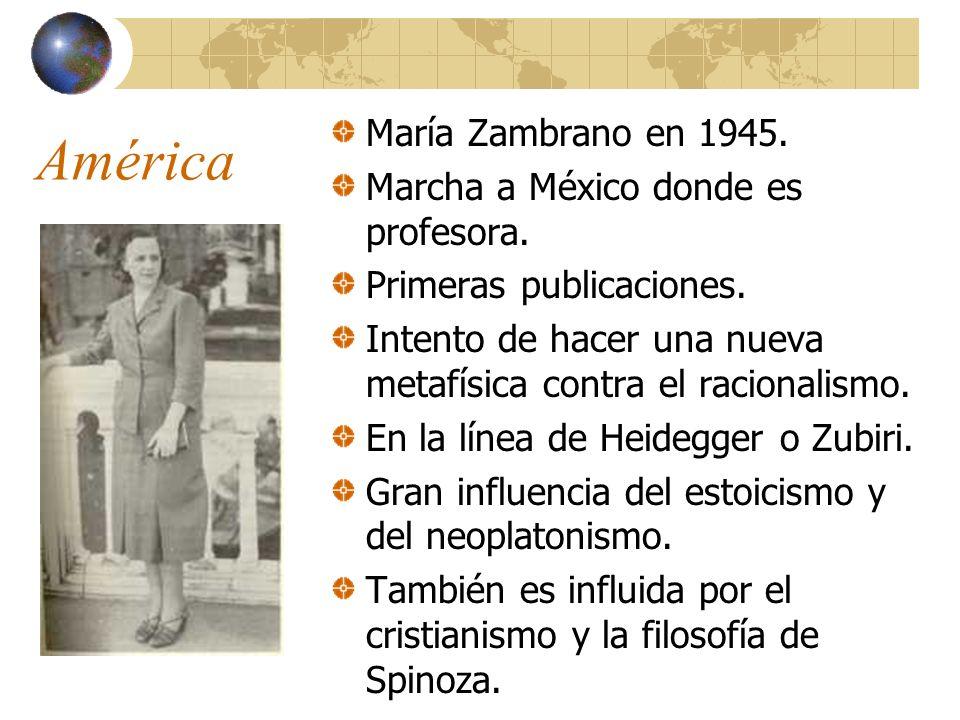 1939-1945 Tema de Dios: tema racional y filosófico por excelencia.