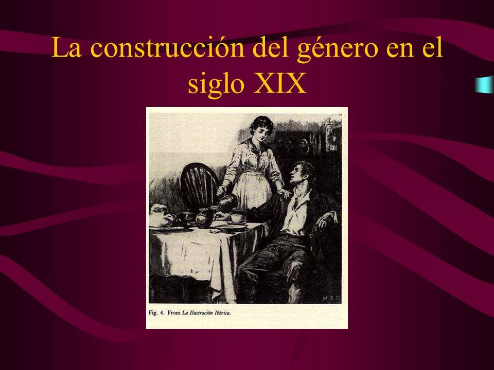 La construcción del género en el siglo XIX