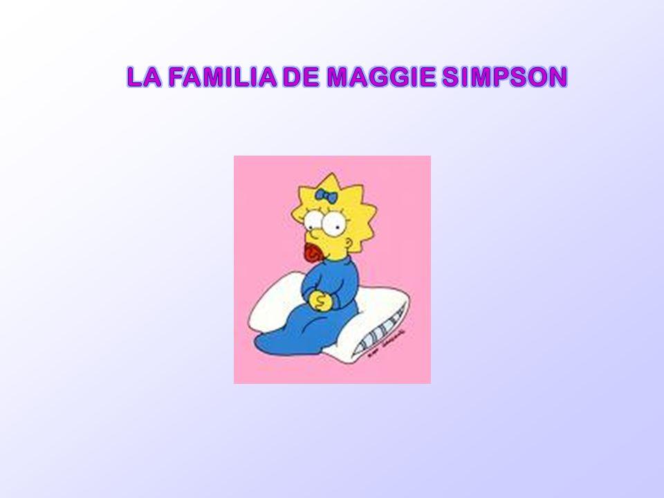 Marge es la esposa, la mujer