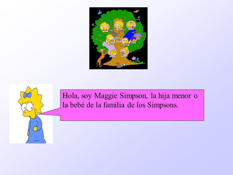 Marge y Homer: los padres