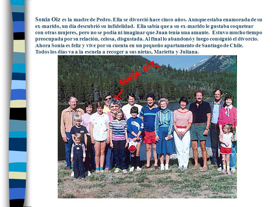 La Familia Coelho Claudia es hija de Rosario y Mateo Kirchner.
