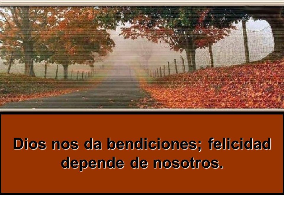 Dios responderá: Paciência es un subproduto de las tribulaciones; ella no es dada, es aprendida.