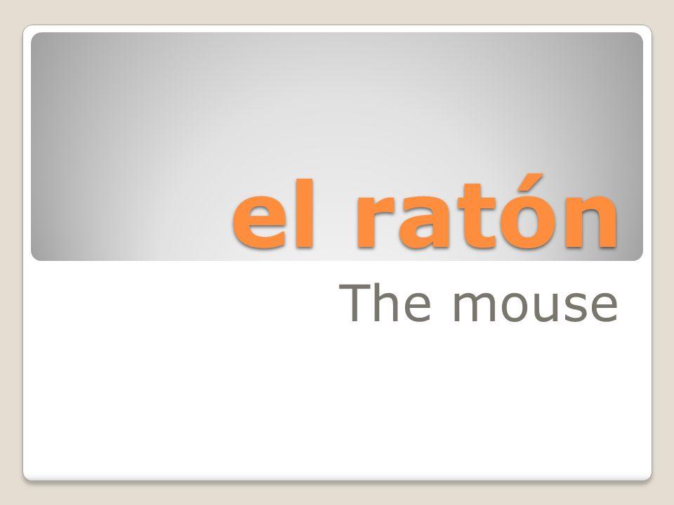 La rata The rat