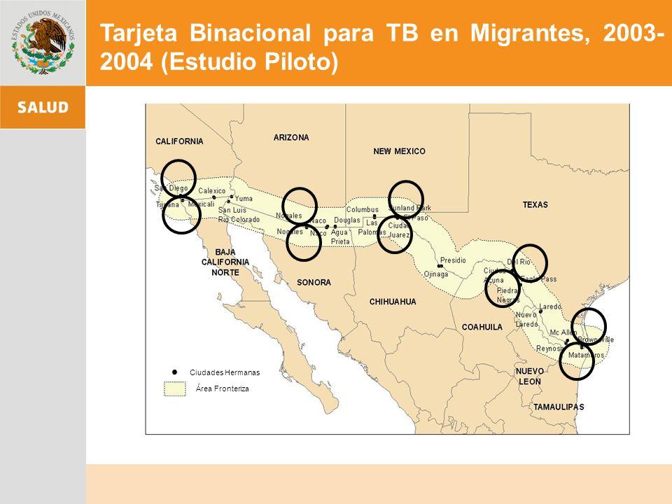 Ciudades Hermanas Área Fronteriza.