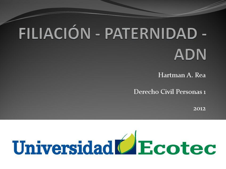 Hartman A. Rea Derecho Civil Personas 1 2012