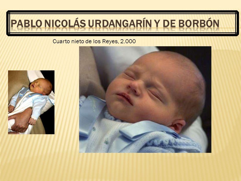 Cuarto nieto de los Reyes, 2.000