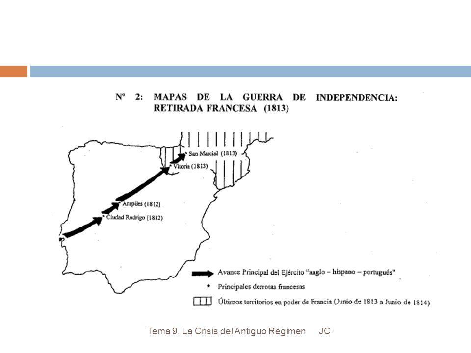 JCTema 9. La Crisis del Antiguo Régimen
