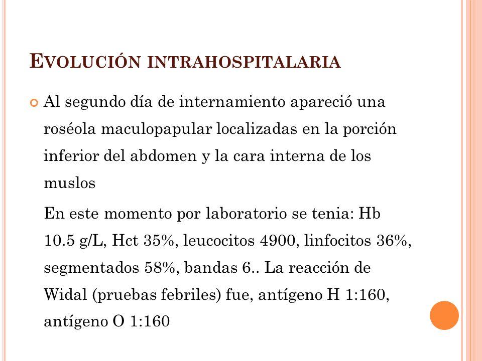 FOCOS DE INFECCIÓN